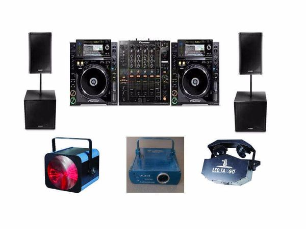 DJ Hire Package 2