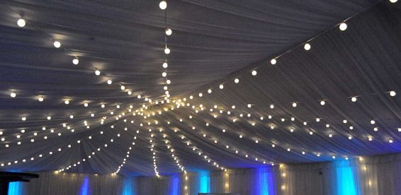 festoon-light-canopy-in-marquee-hire-lsc