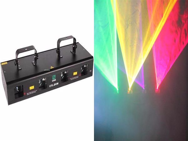 Hire Quad Colour Laser