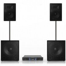 Speaker and PA Hire in Surrey