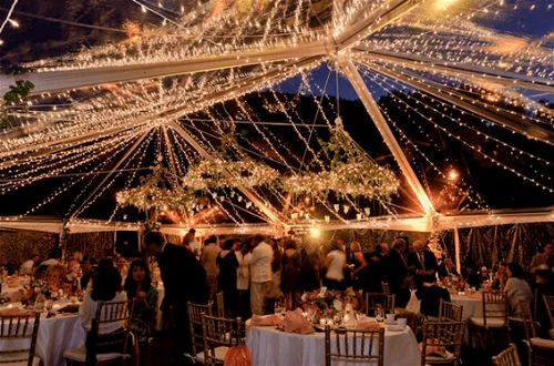 Wedding Lighting Hire 1