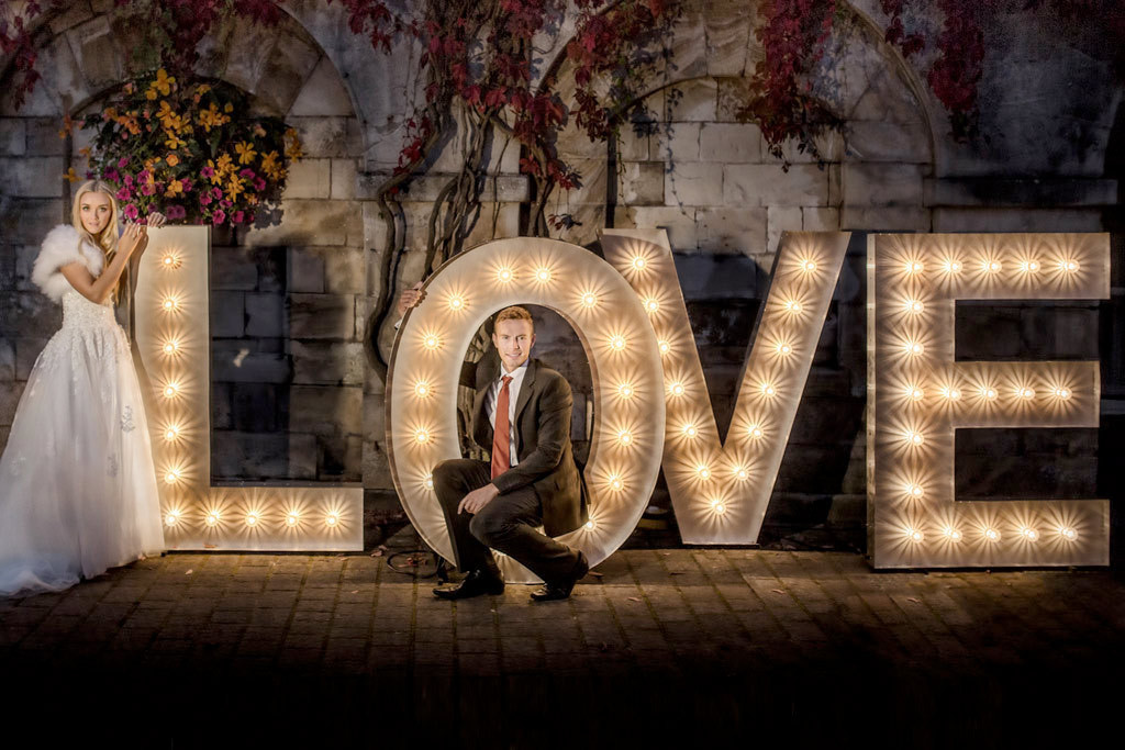 Wedding Lighting Hire | LSC Sound & Light Hire & Events