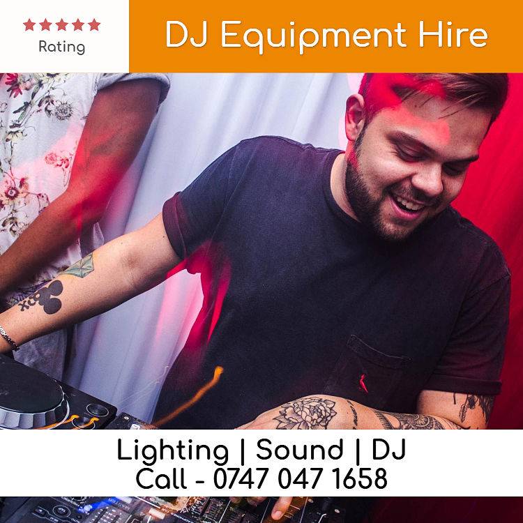 How to Save Money on Your DJ Equipment Hire