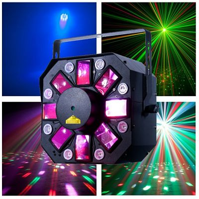 ADJ STINGER 2 3 IN 1 DISCO EFFECT LIGHT