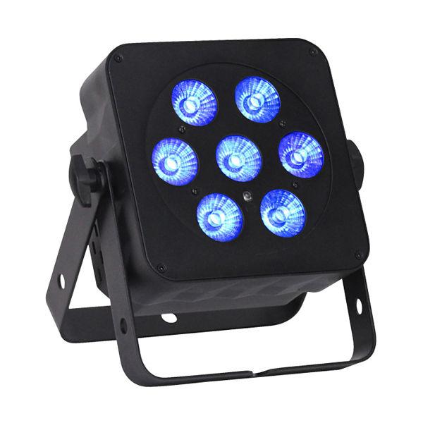 LEDJ Slimline 7Q5 uplighter