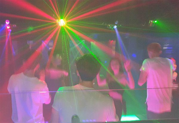 Disco Effect Lighting London