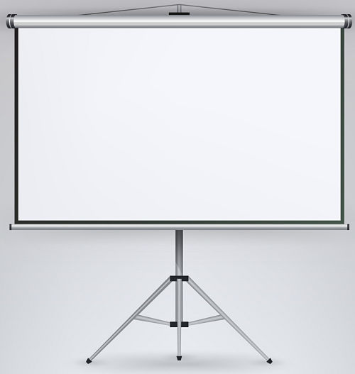 Projector Screen Hire London