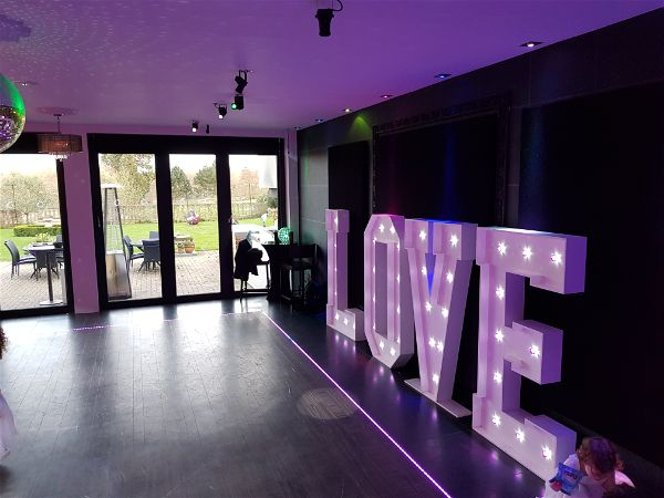 Wedding Hire With LSC Kingston