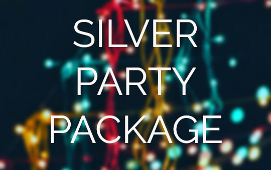 SILVER PARTY PACKAGE LSC