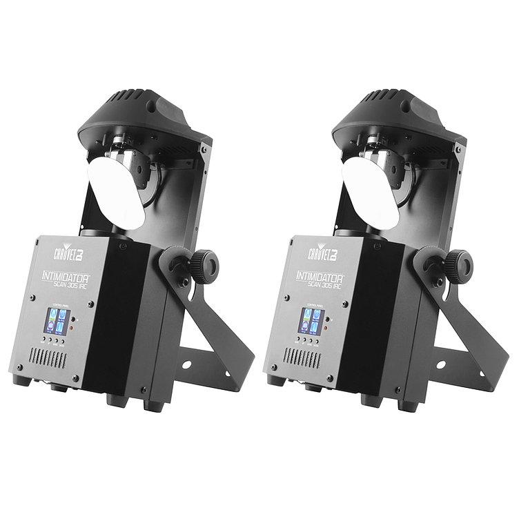 CHAUVET Intimidator 305 irc Lights LSC Sound and light hire Surrey